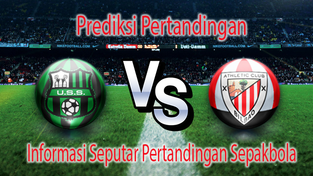 Perkiraan Sassuolo vs Athletic Club